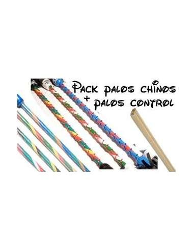 Pack Devil Stick + Pals Silicona