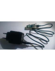 Cargador 3 puertos USB