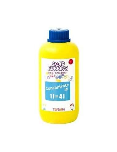 Liquido Pompas Concentrado -Tuban 4l.