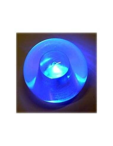 Pelota de contacto con luces