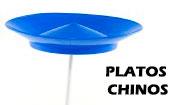 Plats Xinesos malabars, amb diferents opció de color