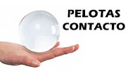 Pelotas de Contacto de todas las medidas y materiales. Descubre tu Contact Ball