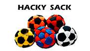 Descobreix els Hacky Sack per fer tocs amb els peus